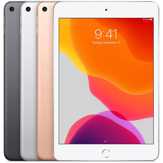 iPad mini lineup